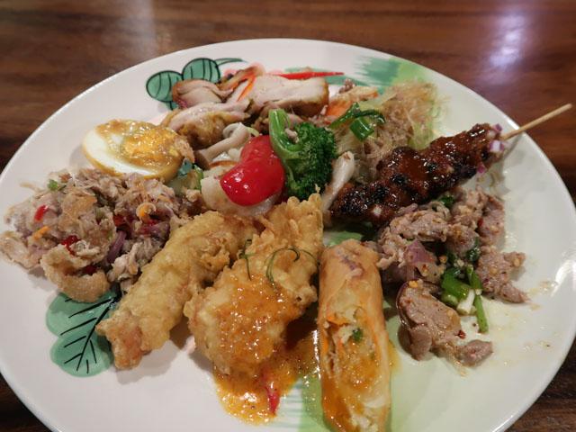 熱帯食堂 料理8
