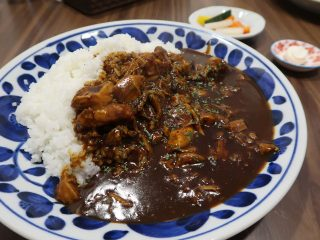 欧風Curry Monzu チキンカレー