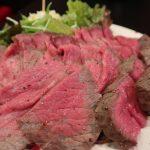 """福島『大淀屋 (おおよどや)』神戸ビーフ""""神塊肉(かみかたまりにく)のコースを堪能してきました。"""