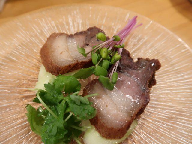 中国料理 開華 干し肉