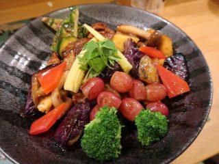 中国料理 開華 黒酢の酢豚