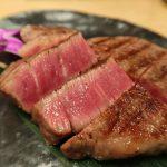 中崎商店街『焼肉たまき』黒毛和牛A5等級のへレステーキが超ウルトラメチャお得!!!