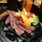 大阪駅前第3ビル『肉割烹 牛若丸 梅田店』高層階32階から大阪の夜景を見ながら肉割烹を堪能してきました。