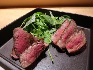 肉炭馨 和衷(にくすみか わちゅう)黒毛和牛の炭火焼き