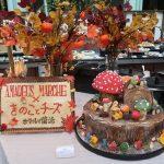 ウェスティンホテル大阪『アマデウス』キノコとチーズ ホテルで菌活!!! イタリア・フランスの西洋料理をベースのブッフェを堪能してきました。