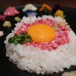 京都東山区『おにくのおすし京都祇園店』松阪牛の肉寿司ランチが始まりました。