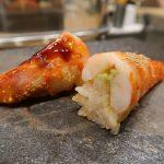 福島『鮨まつやま』2階席の個室カウンター席専用コースを堪能してきました。