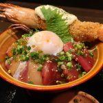 本町『癒しの居酒屋 喜泉 本町店』期間限定の豪華海鮮丼ランチの美味しさに超ウルトラビックリ!!!