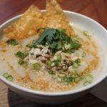 豊中市『Rice Meals FoTan(ライスミールスフォータン)』ここの中華粥の美味しさに気絶しそうになりました。