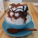 箕面市『ミチルアシェットデゼール(Michiru Assiette Dessert)』パティシエが作るかき氷はウルトラメチャ旨い!!!