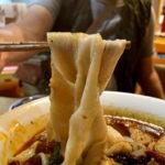 太融寺『秀聞記(しゅうもんき)』手打ちビャンビャン麺はウルトラメチャ旨い!!!