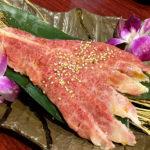 大阪市中央区『ホルモン・焼肉座 ちからや 心斎橋店 』リーズナブルな焼肉コースがいいですね~~
