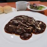 大阪市住吉区『洋食 Shin』地元で大人気の洋食屋さんのタンシチューの美味しさにウルトラビックリ!!!