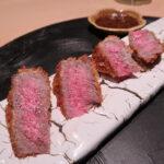 THE THOUSAND KYOTO『KIZAHASHI(階)』カウンター席でお客さんのお好みのネタをお好みの調理法で提供する新しい割烹スタイル!!!