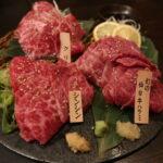 『牛京(ごきょう) 西陣本店』A5ランクの仙台牛、A5~A4ランクの山形牛がウルトラメチャ旨い!!!