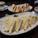 吹田市『ガルル珈琲』ここのたまごサンドはたまご好きにはたまりません。